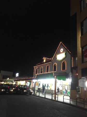 鎌倉駅イルミネーション